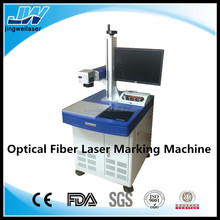 2015 Hot sale Jewelry/ring/code/ Logo /pen/ PVC/steel metal nonmetal portable fiber laser marking machine with CE& price
