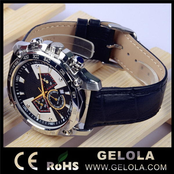 World Best Selling Products Quartz Men Watch Big Dial Watch Free sample