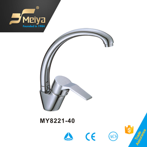 meiya Widely Use Modern Taps Faucets Water Mixer Bath Kitchen Sanitary
