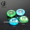 Wholesale Cabochon Round Aquamarine & Emerald Lab Synthetic Cubic Zircon Stone CZ Gems Loose Gemstone Beads Diamond