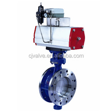 China supplier high performance stainless steel butterfly valve