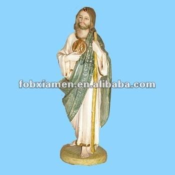custom religiosa artesanía resina san judas estatua buy san judas
