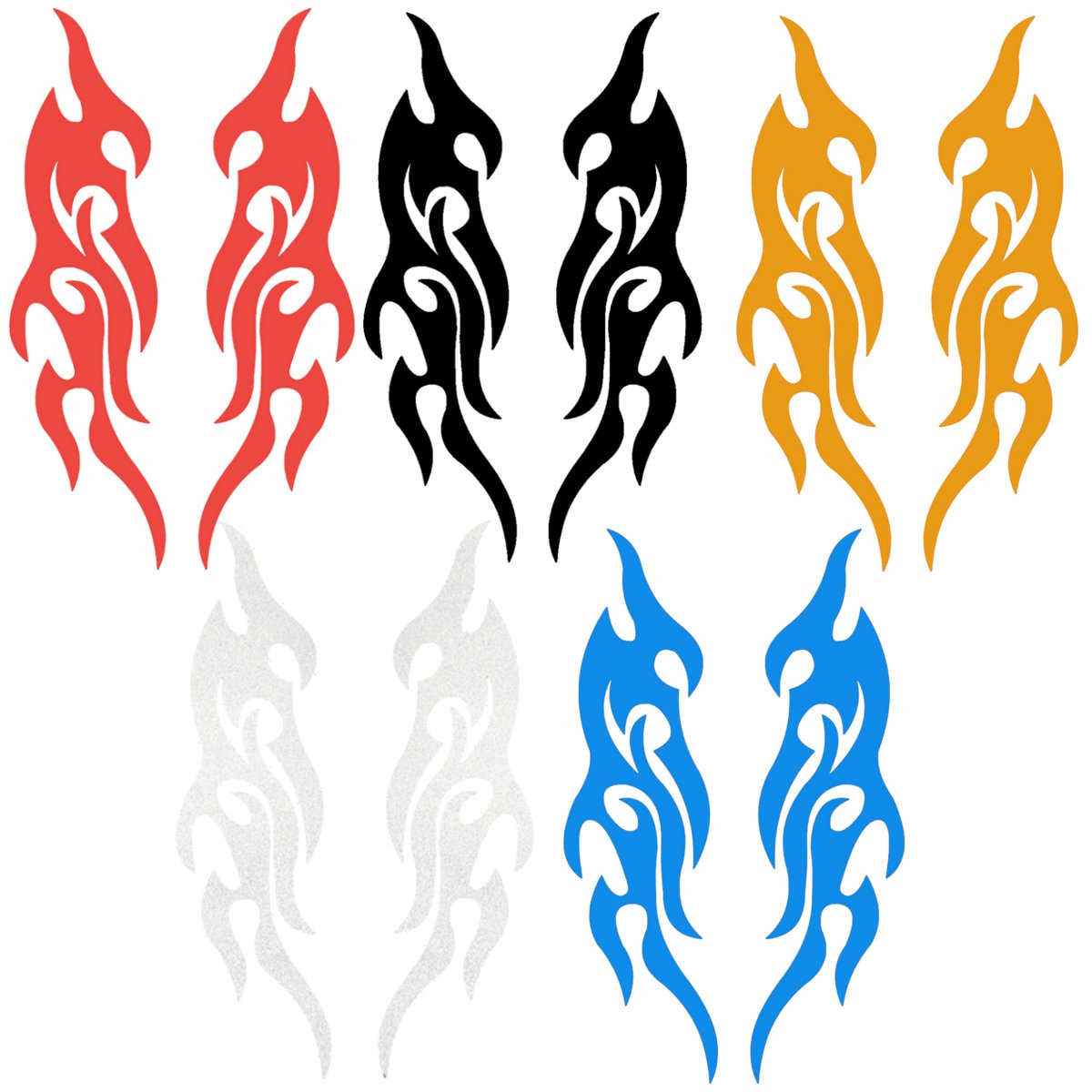 Popular Flame Decals Car Buy Cheap Flame Decals Car Lots