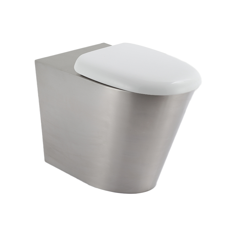 Cheap Good Quality Stainless Steel One Piece Toilet Pan