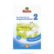 Holle Organic Infant Goat Milk 2 - follow milk - after 6 Months