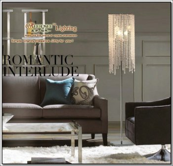 2013 modern designer floor lampschrome base hanging waterford 2013 modern designer floor lamps chrome base hanging waterford crystal floor lamp fl10008 l3 aloadofball Gallery