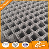 galvanized expanded metal/aluminum expanded metal mesh/stainless steel expanded mesh