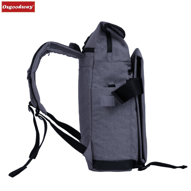 Osgoodway New Arrival Multifunctional Waterproof Anti Theft Laptop Backpack with Laptop Compartment