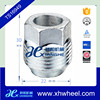8.8 Zinc Alloy Stainless Steel Wheel Nut Bolts Nuts M12 Acorn Lug Nut