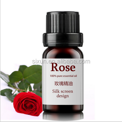 Balance skin regulates moisture hydrophilic Rose essential oil