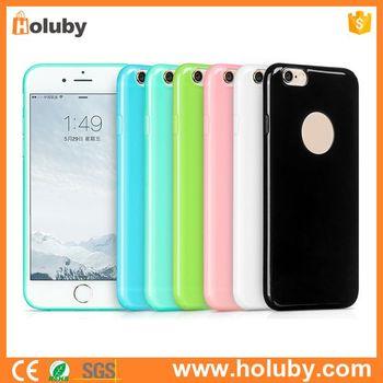 Hoco Sugar Series Breghten Tpu Back Case For Apple Iphone 6 Plus ...