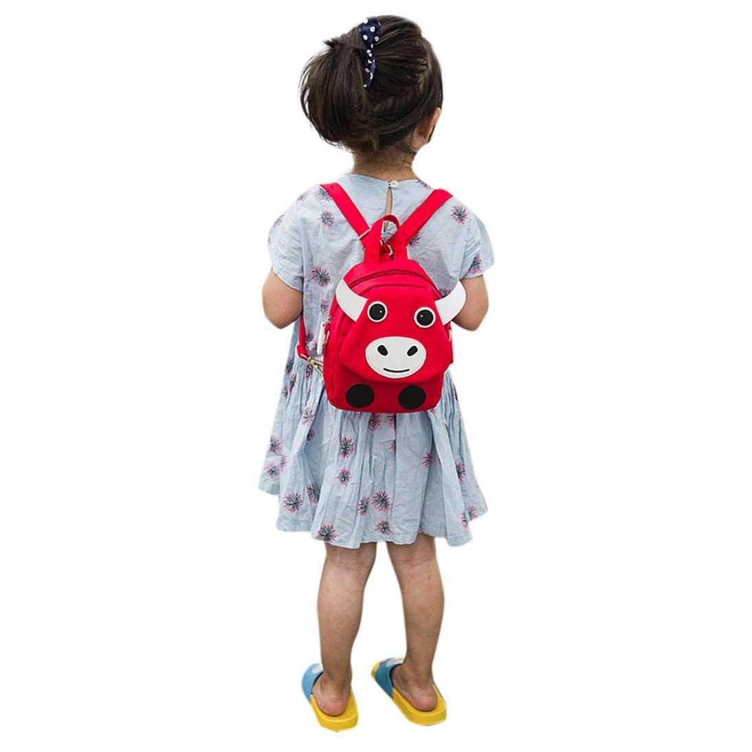 7817ff5806c0 Get Quotations · Leedford Cute Toddler Cartoon Backpack