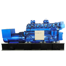 CE approved 500kW natural gas generator for sale