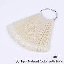 Типсы STZ 50/32/24, набор накладных ногтей(Китай)