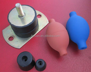 Custom NBR Vibration Damper Factory / EPDM Rubber Feet Supplier / Silicone Air Ball Manufacturer