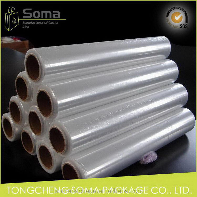 Quality Primacy Hot-sale Manual Stretch Film Shrink Wrap Film ...