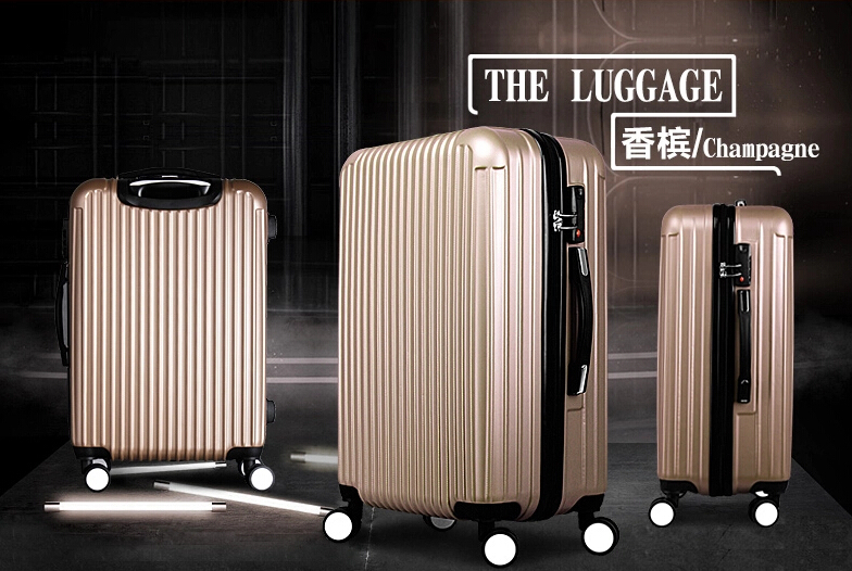 Abs pc Men Luggage Bags Travel Style Luggage Bag Set Hot Selling ...