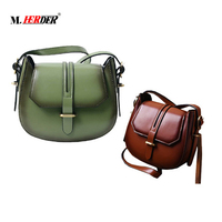 MD9012 Hot selling lady fashion leather small bag genuine leather clutch