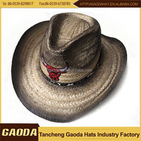 High quality with low price raffia for cowboy hat