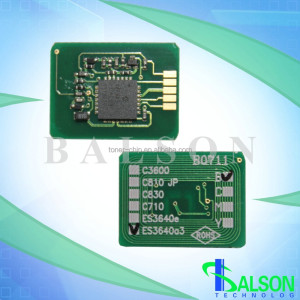Toner reset chip for Okis ES3640e ES3640a3 laser printer chips