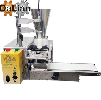 Semi automatic tabletop dumpling machine