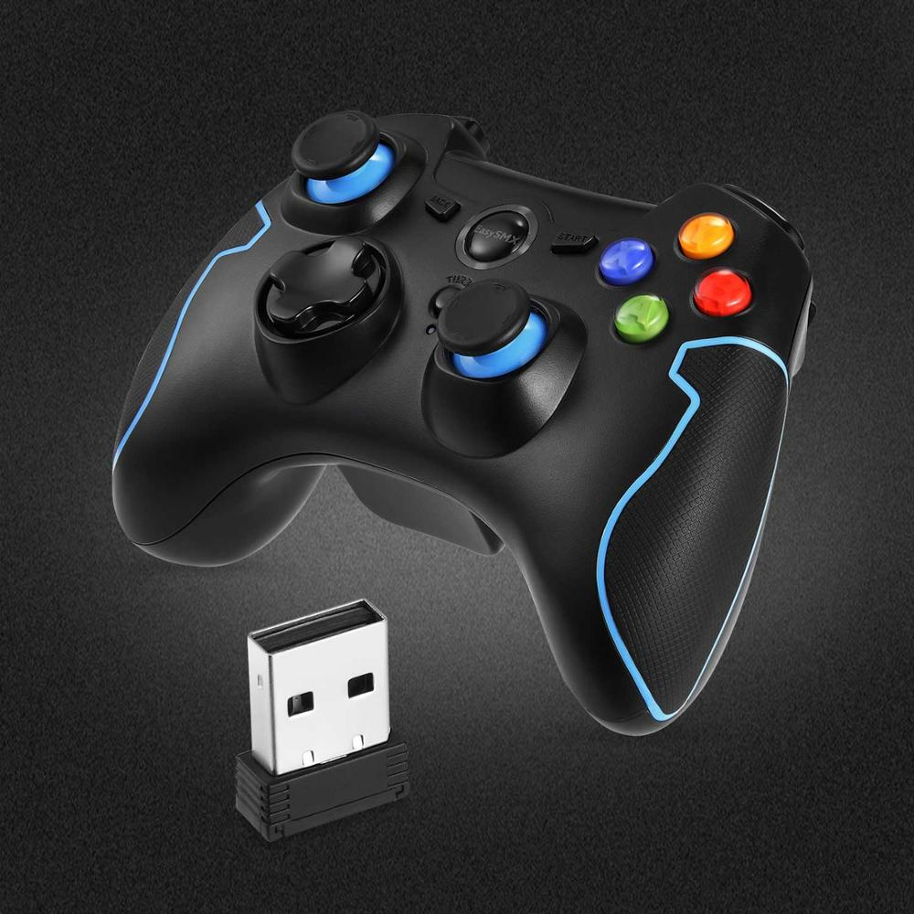 Wireless Console Vibration USB Gaming for Playstation PC PS4 PS3 xbox 360 Game Pad Controller Gamepad Joystick