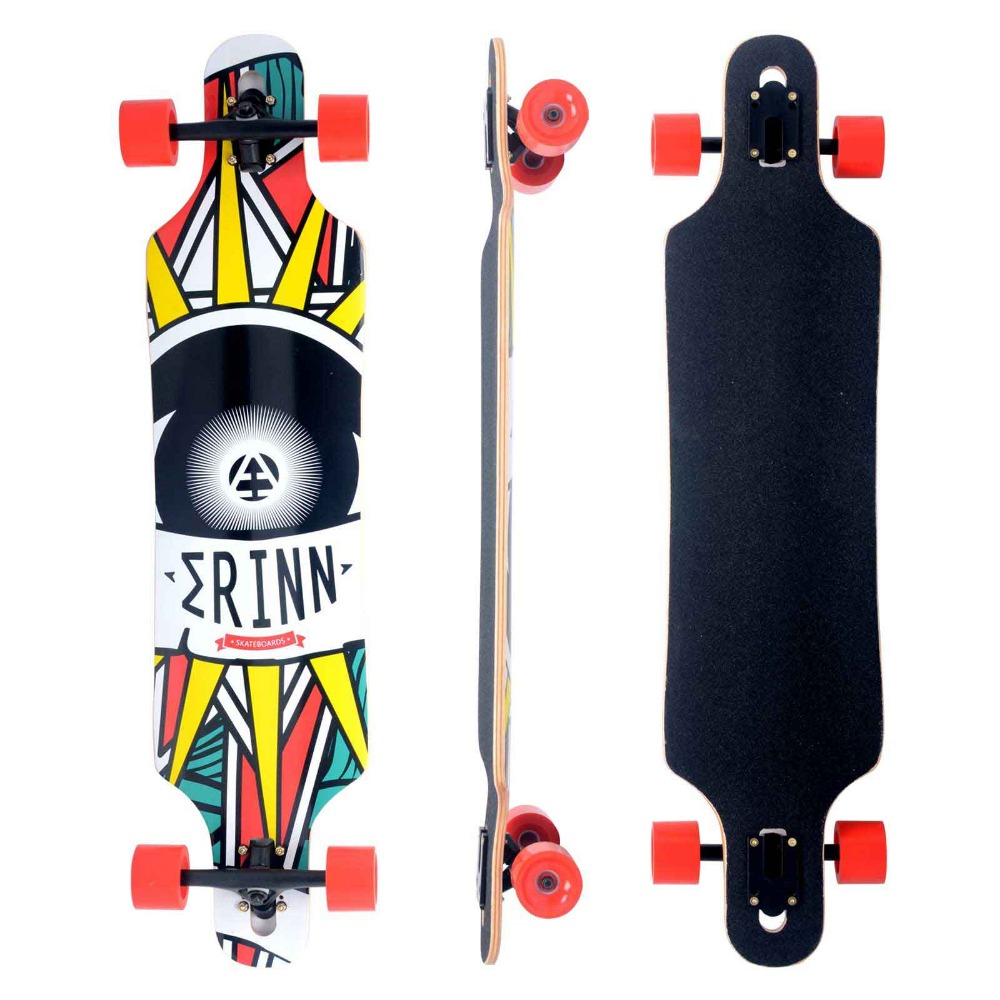 Backfire longboard complete 8 ply canadian maple wood Longboard deck for pro
