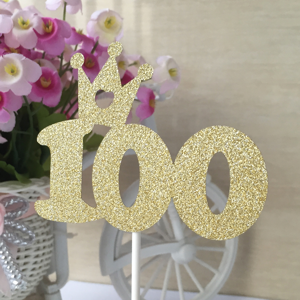 Cake Decoration Cupcake Topper Paper Craft Wedding Party Supplies Factory Price