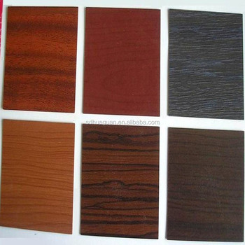 Self Adhesive Covering Foil/2*8 1270*1270mm Melamine Paper/stained ...