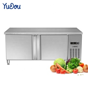 Commercial Pizza Refrigerator Display Counter Fridge Refrigerator Freezer