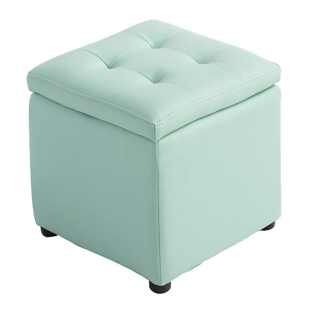 Incredible Cheap Green Leather Footstool Find Green Leather Footstool Dailytribune Chair Design For Home Dailytribuneorg