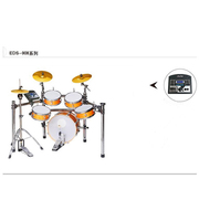 chinese Music instrument popular Electric 5 piece EDS-908Jazz Drum Kit
