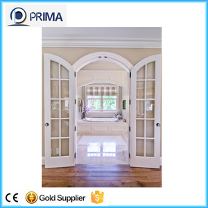 Attirant High Quality Arched French Doors Interior For House