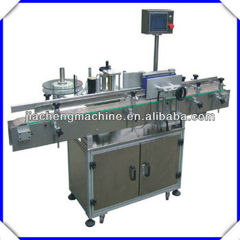 Engine oil automatic label dispenser from jiacheng for Private label motor oil manufacturer