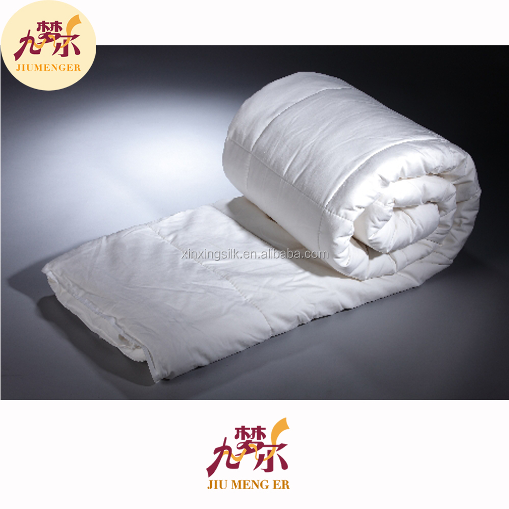 2016 brand new design home textile silk baby blanket silk quilted bedding sets/bedspread on wholesale for promotion