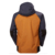 High Quality Fashion Hooded Nylon With PU Coating Waterproof Men's Windbreaker Jacket