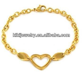 2017 New Product Saudi Designer Gold Jewelry Las Bracelet Bangle Bracelets