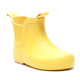 natural rubber boots kids ankle rain shoes