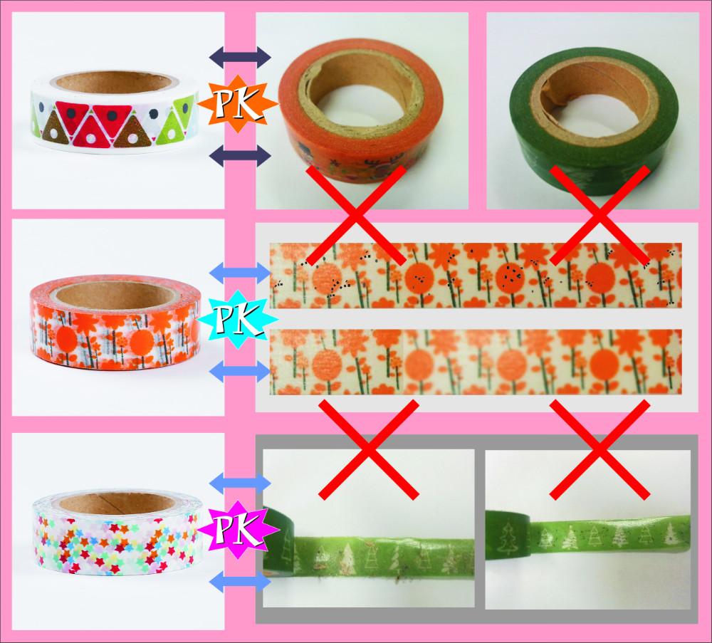 Colorful decorative glitter tape buy decorative glitter for Decoration masking tape