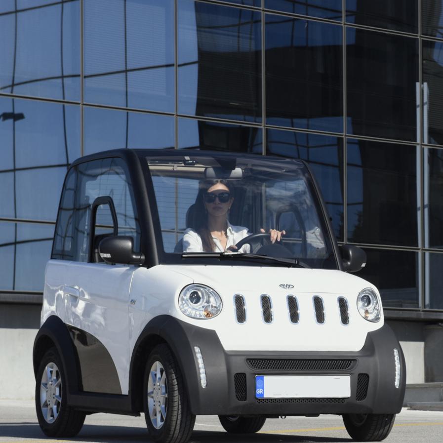 Eec L7e L6e 4wd Electric Vehicle 2 Seater Price For Mini Car