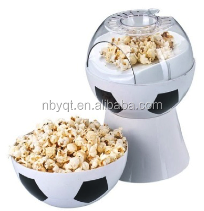New style football shape home soccer popcorn maker