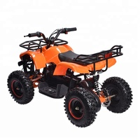 Small MOQ 4-6hours charging time kids atv quad bike 36v 4 wheel 28km/h cheap electric atv with great price