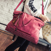 NS2402 New Fashion Wholesale Ladies Casual PU Leather Handbags Women Tote Bags