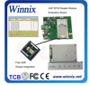 Winnix ISO 18000-6C 1 port ttl interface uhf rfid reader module