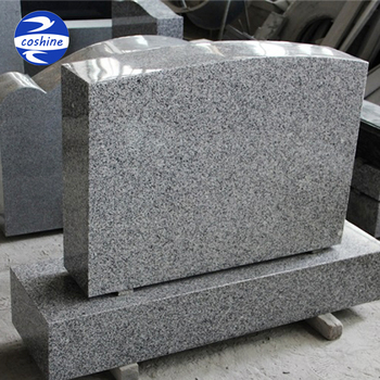 Sierra G603 American Base Headstone And Monument For Sale - Buy Sierra G603  Granite Monument,Headstones And Monuments,Headstones For Sale Product on