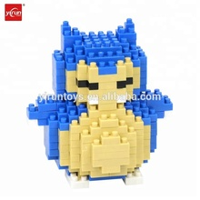 import toys directly from china Pokemon Series cheap nano block in chian construct toy building brick toys