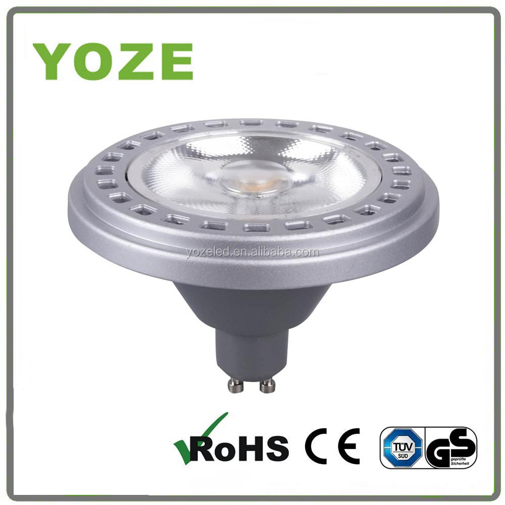 led beans gall light ar111 lamp qr111 gu10 15w