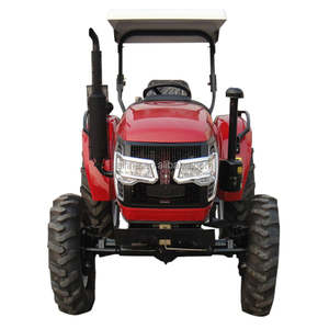 New design good performance compact tractor