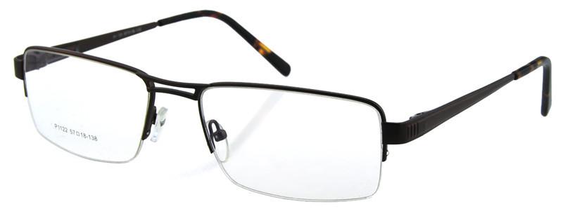 2015 New Latest Branded Spectacle Frames Men Frame Metal Material ...