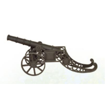 Botou hengsheng cast iron antique decorative ornamental cannon HS-CA-5